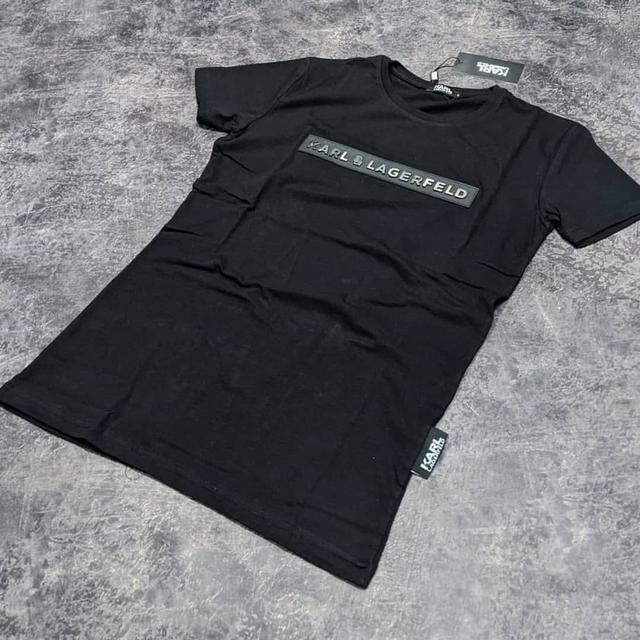 Мужская футболка Karl