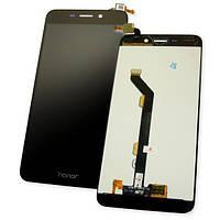 Huawei Дисплей Huawei Honor 6C Pro Honor V9 Play с сенсором, черный (оригинальные комплектующие), фото 1