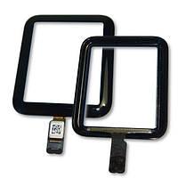 Apple Сенсорный экран Apple Watch 42 мм. 2 и 3-го поколения, черный (оригинальные комплектующие), фото 1
