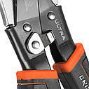 Ножницы по металлу Dnipro-M ULTRA 250 мм правые, фото 6