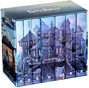 Гарри Поттер  Комплект из 7 книг в футляре, фото 2