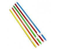 Палка гимнаст. длина 100 cм  d 26 мм(20271)
