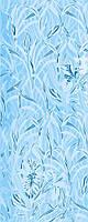 Панель пластик лак обои голубые 6,0 м*0,25 м*8 мм