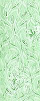 Панель пластик лак обои зелёные 6,0 м*0,25 м*8 мм