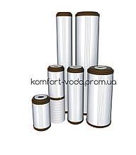 """Картридж для видалення заліза Aquafilter FCCFE-L, 20"""" slim"""