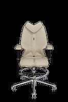 Детское эргономичное кресло KULIK SYSTEM FLY Песочное 1304, КОД: 1335542