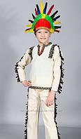 """Карнавальный костюм """"Индеец (вождь)"""", размер 98-146 см"""
