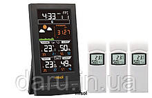 Домашняя метеостанция Misol WN2810-W3T с 3-мя беспроводными дачиками