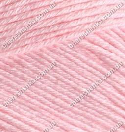 Нитки Alize Bella 32 розовый, фото 2
