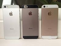 """Китайский айфон копия iPhone 5S емкостный экран 4.0"""" 1sim, Wi-Fi, JAVA - бюджетный телефон дешево!"""