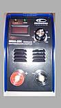Сварочный инвертор GERRARD MMA-200 кейс, фото 3