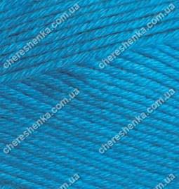 Нитки Alize Bella 387 голубой сочи