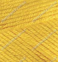 Нитки Alize Bella 488 желтый