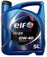Масло моторное Elf evolution 700 STI 10W-40 5L 54150