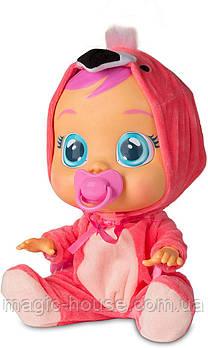 Интерактивная кукла Cry Babies Фанси Фламинго Оригинал отIMC Toys