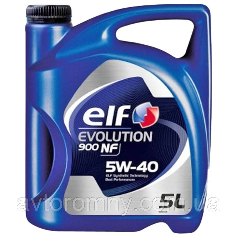 Масло моторное Elf evolution 900 NF 5W-40 5L 54140