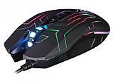 Мышь A4Tech X77 Oscar Neon Black USB, фото 2