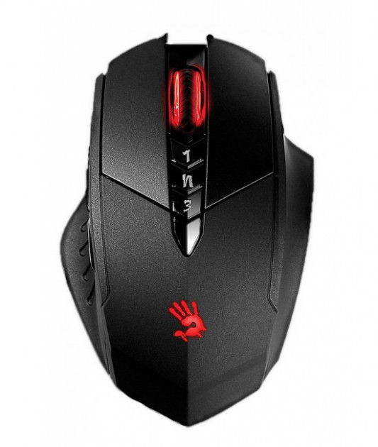 Мышь A4Tech R70A Bloody Black USB