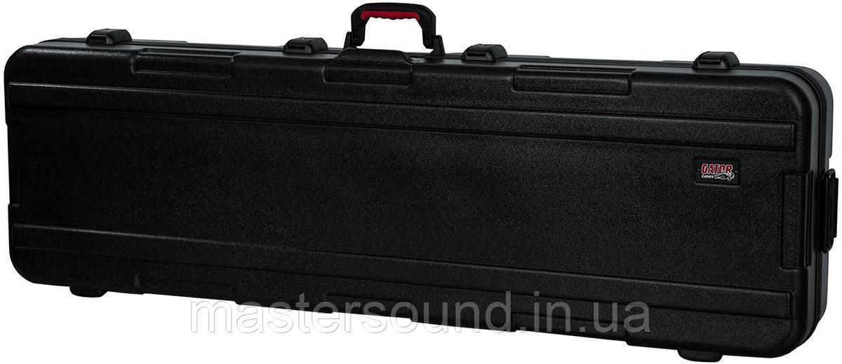 Кейс для синтезатора GATOR GTSA-KEY88SL Slim 88-note Keyboard Case w/ Wheels