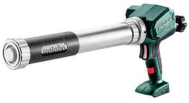 Аккумуляторный пистолет для герметика Metabo KPA 12 600 мл без АКБ (601218850)