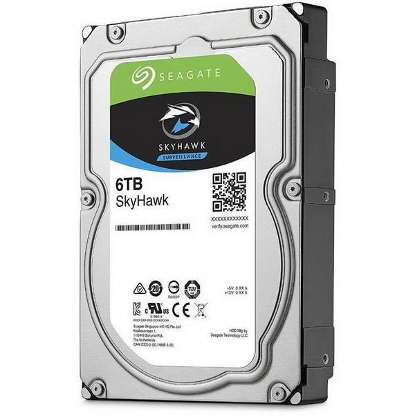 Жесткий диск Seagate SkyHawk HDD 6TB