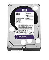 HDD SATA 3.0TB WD Purple 5400rpm 64MB (WD30PURZ)