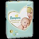 Подгузники Pampers Premium Care Размер 2, 4-8 кг, 68 шт, фото 3