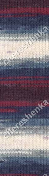 Нитки Alize Burcum Batik 2978