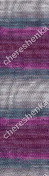Нитки Alize Burcum Batik 3366