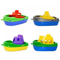 Катер Буксир (2 штуки), Kinderway, песочные наборы,наборы в песочницу,игрушки в песочницу,игрушки для песка