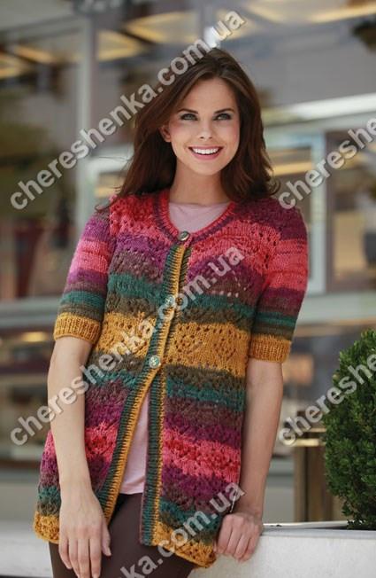 Нитки Alize Burcum Batik 3368
