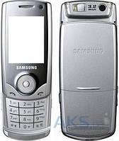 Корпус Samsung U700 с клавиатурой Silver