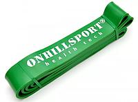 Латексна петля 2080 (ширина 45 мм зелена 19-56 кг) LP-0004, аксессуары для фитнеса,оборудование и аксессуары