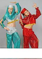 """Карнавальный костюм """"Восточная принцесса"""", 2 цвета, размер 7-10 лет"""