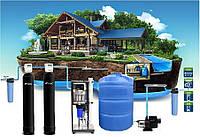 Универсальное решение для воды с высоким солесодержанием