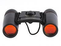 Бинокль влагозащищённый оптика для наблюдения с чехлом Sakura 30x60