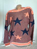 Женский батальный свитер большого размера в Одессе