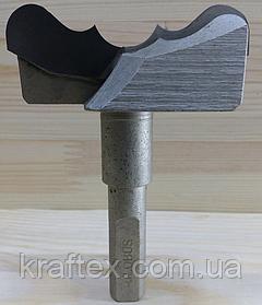 Фреза 2452 Sekira 12-141-700 (для изготовления декоративных розеток) D70 h22 d12