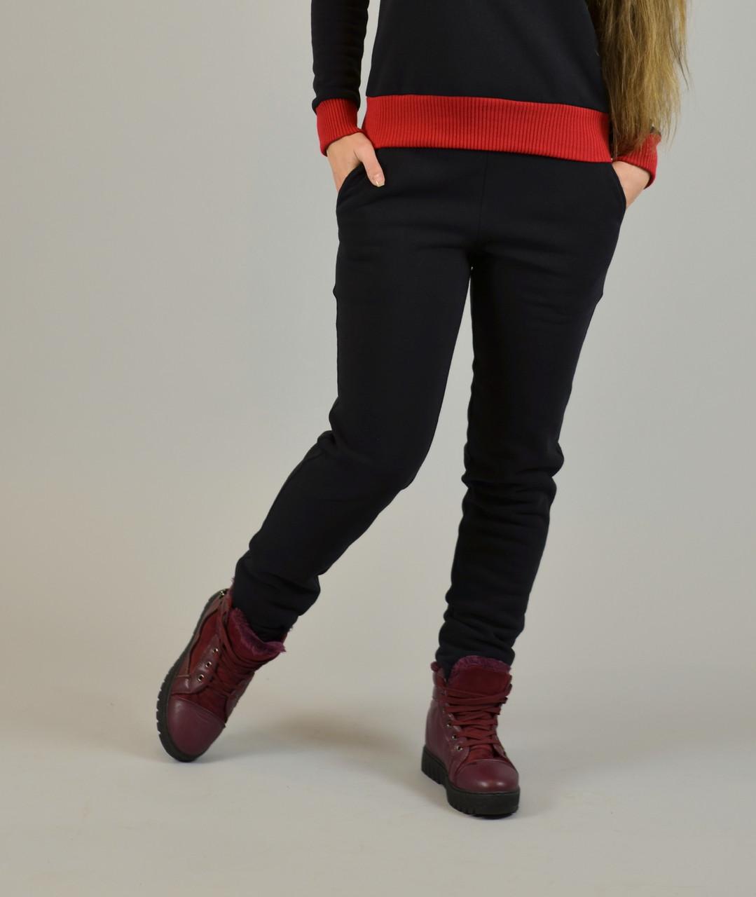 Теплые женские штаны