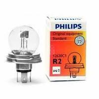 Лампа освещения R2 12V 45/40W P45t-41 STANDARD (Philips)