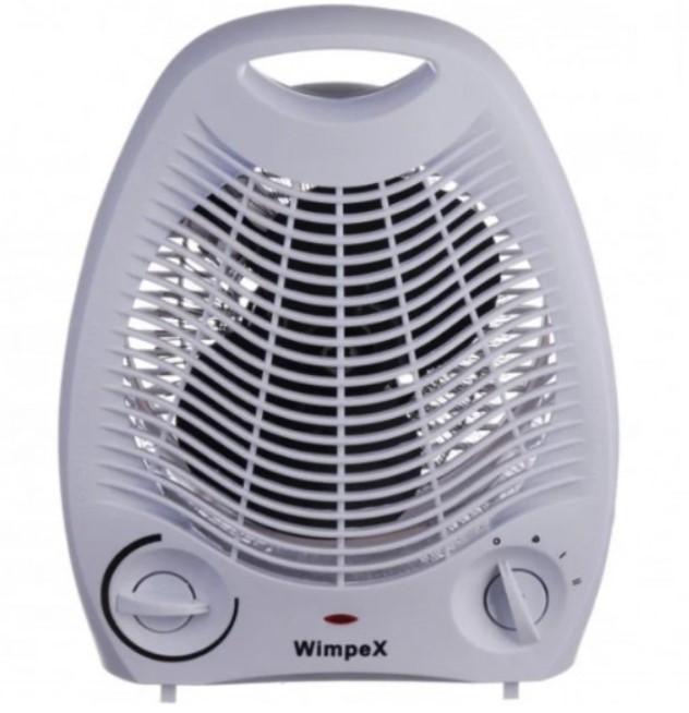 Тепловентилятор Wimpex FAN HEATER WX-424