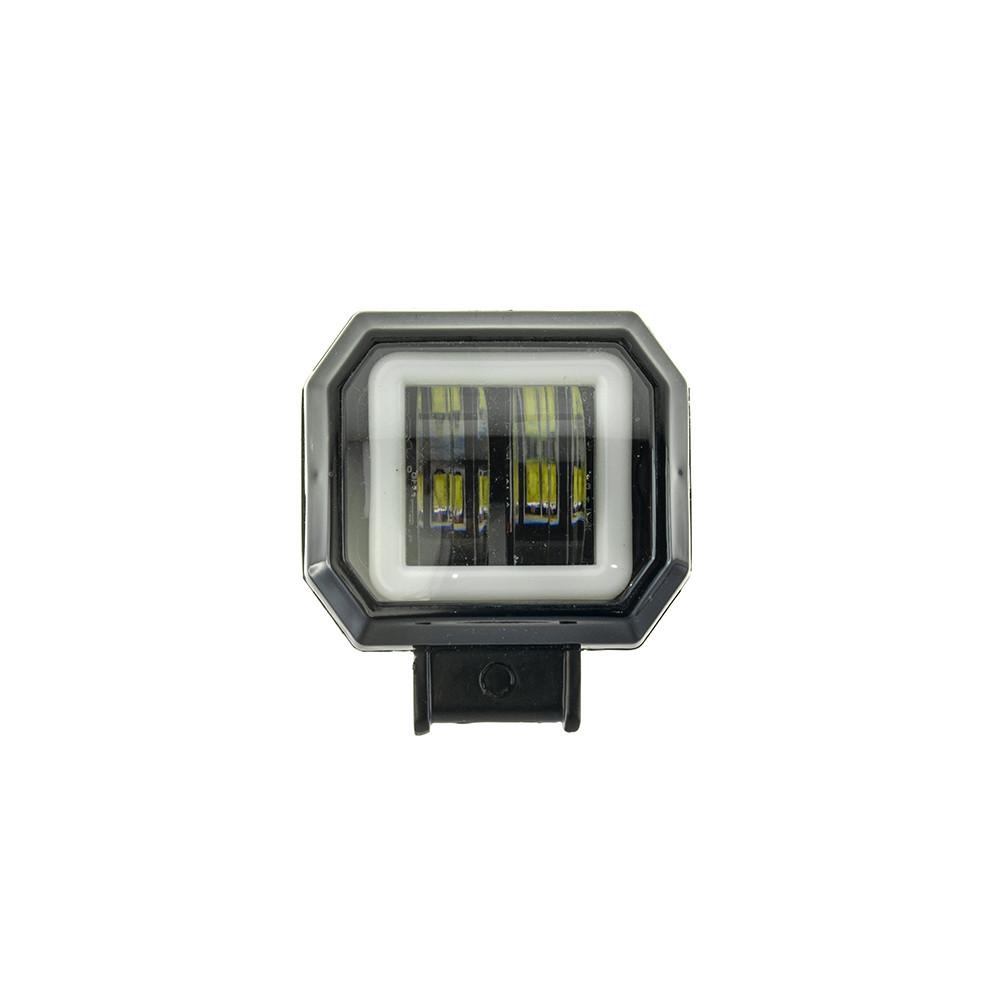 Светодиодная фара рабочего света CYCLONE WL-F5 20W+RING SPOT