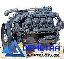 Двигатель КАМАЗ 740.55 Евро 3 /  Мощность 300 л.с.