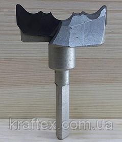 Фреза 2453 Sekira 08-142-500 (для изготовления декоративных розеток) D50 h22 d8