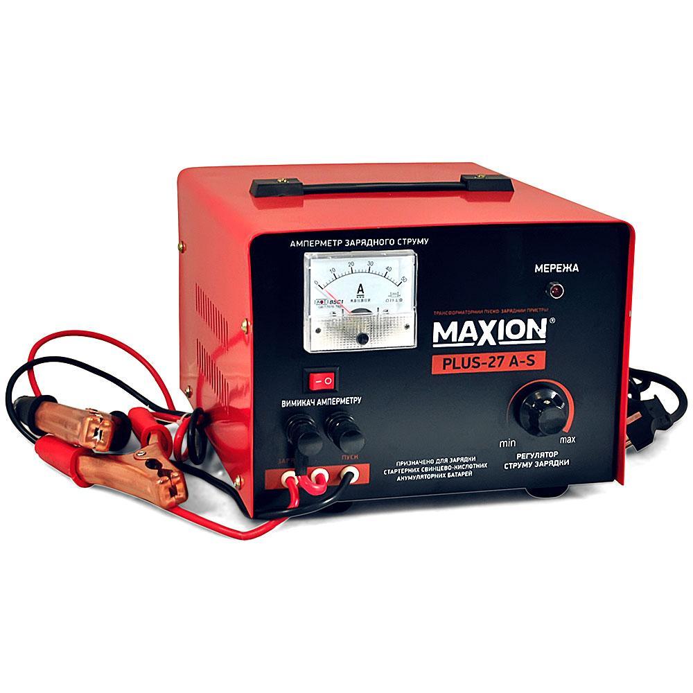 Maxion PLUS-27 A-s Автомобильное пуско-зарядное устройство для автомобиля