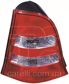 Фонарь задний левый (тип 2002-04) для Mercedes 168 1997-04
