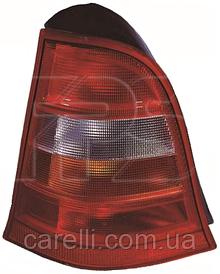 Фонарь задний правый (тип 1997-01) для Mercedes 168 1997-04