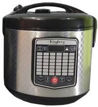 Мультиварка-фритюрница Kingberg KB-2001, 43 программы, 5 л,  900 Вт