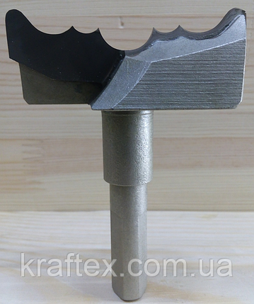 Фреза 2453 Sekira 12-142-700 (для изготовления декоративных розеток) D70 h22 d12, фото 2