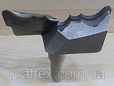 Фреза 2453 Sekira 12-142-700 (для изготовления декоративных розеток) D70 h22 d12, фото 3